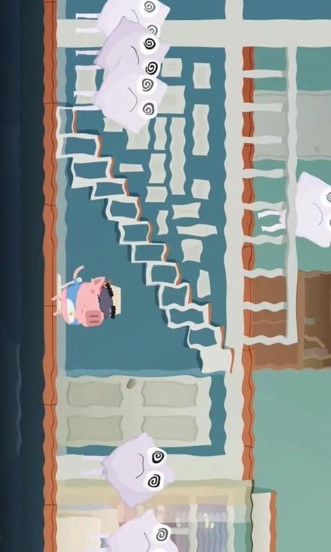 豬豬公寓無限金幣破解版游戲截圖