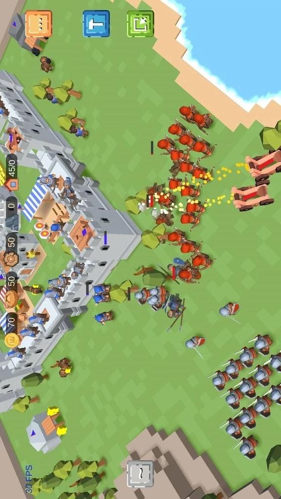 中世纪RTS破解版游戏截图