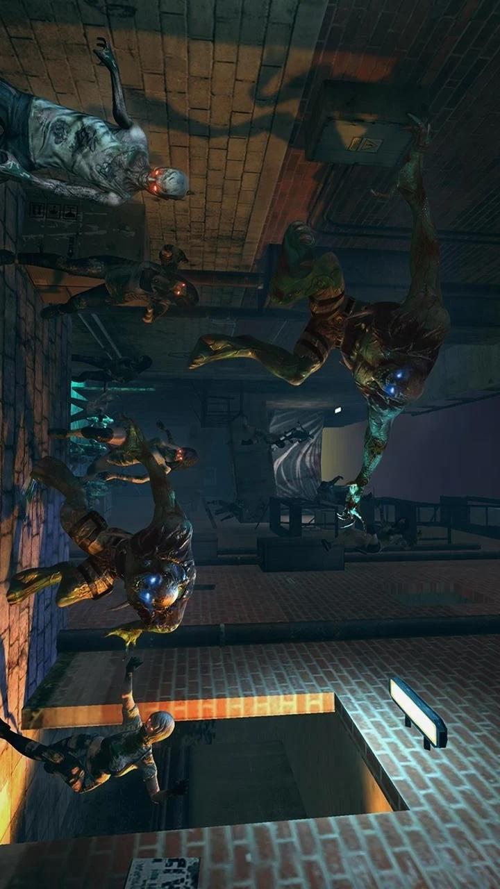 僵尸生存:射击无限资源破解版游戏截图